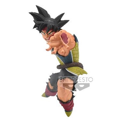 【預訂日期至20-Aug-20】Banpresto DRAGON BALL SUPER DRAWN BY TOYOTARO!!-FATHER-SON KAMEHAMEHA-BARDOCK PVC Figure