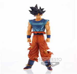 【預訂日期至20-Aug-20】Banpresto DRAGON BALL SUPER GRANDISTA NERO SON GOKU#3 PVC Figure