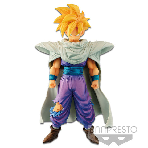 【預訂日期至20-Aug-20】Banpresto DRAGON BALL Z GRANDISTA -RESOLUTION OF SOLDIERS- SON GOHAN PVC Figure