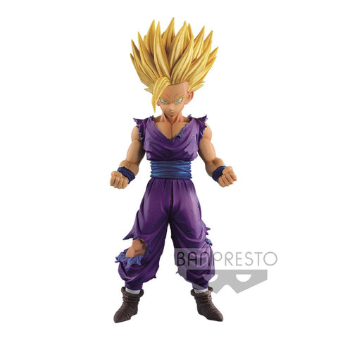 【預訂日期至19-Sep-20】Banpresto DRAGON BALL Z MASTER STARS PIECE THE SON GOHAN PVC Figure