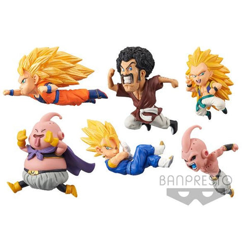 【預訂日期至20-Aug-20】Banpresto DRAGON BALL Z WORLD COLLECTABLE FIGURE -THE HISTORICAL CHARACTERS- VOL.3 PVC Figure (全6種)