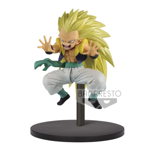 【已截訂】Banpresto DRAGONBALL SUPER CHOSENSHIRETSUDEN vol.2 (B SUPER SAIYAN 3 GOTENKS) PVC Figure