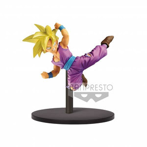 【預訂日期至28-May-19】Banpresto DRAGONBALL SUPER CHOSENSHIRETSUDEN vol.3 (BSUPER SAIYAN SON GOHAN) PVC Figure
