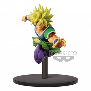 【預訂日期至28-May-19】Banpresto DRAGONBALL SUPER MATCH MAKERS-SUPER SAIYAN BROLY- PVC Figure