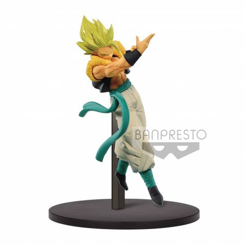 【預訂日期至28-May-19】Banpresto DRAGONBALL SUPER MATCH MAKERS-SUPER SAIYAN GOGETA- PVC Figure