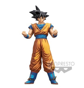 【已截訂】Banpresto DRAGON BALL Z GRANDISTA SON GOKU#2 MANGA DIMENSIONS PVC FIGURE