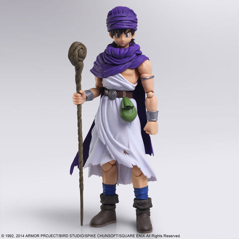 【已截訂】Square Enix DRAGON QUEST® V Hand of the Heavenly Bride BRING ARTSHero Action Figure