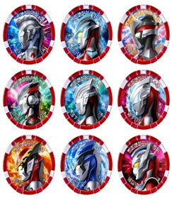 【已截訂】Bandai DX ULTRA MEDAL NEW GENERATION HEROES SPECIAL SET