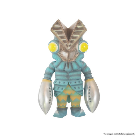 【已截訂】PLAY Dark Baltan soft vinyl figure