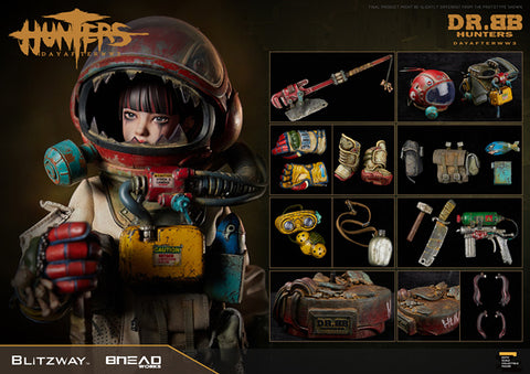 【預訂日期至04-May-20】Blitzway Day After WWIII - Dr.BB 1/6 Scale Action Figure