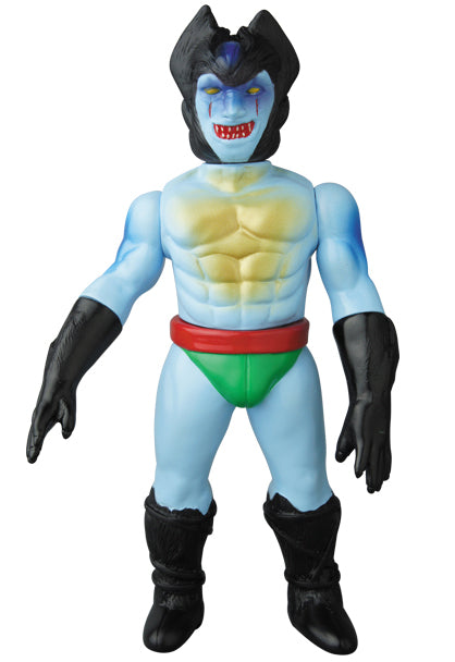 【已截訂】MEDICOM TOY Devilman FRENZY BLUE