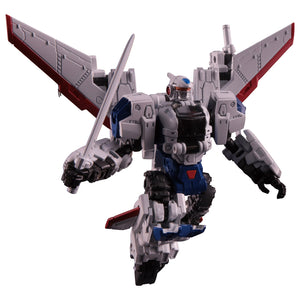 【已截訂】TAKARA TOMY Diaclone DA-35 Sky Jacket (Storm Savers Ver.) Action Figure