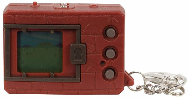 【已截訂】Bandai Digimon Original (Brown)