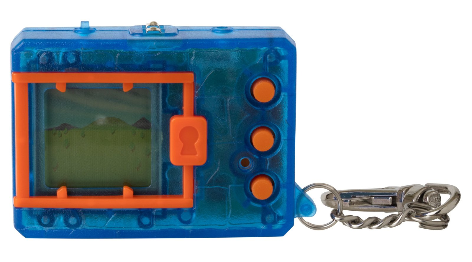 【已截訂】Bandai Digimon Original  (Translucent  Blue)