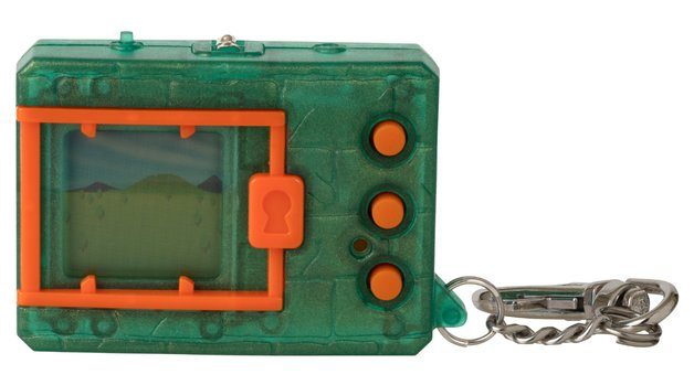 【已截訂】Bandai Digimon Original (Translucent  Green)