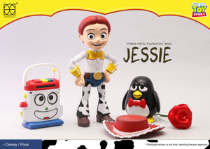 【現貨】Herocross Disney Toy Story Jessie Action Figure