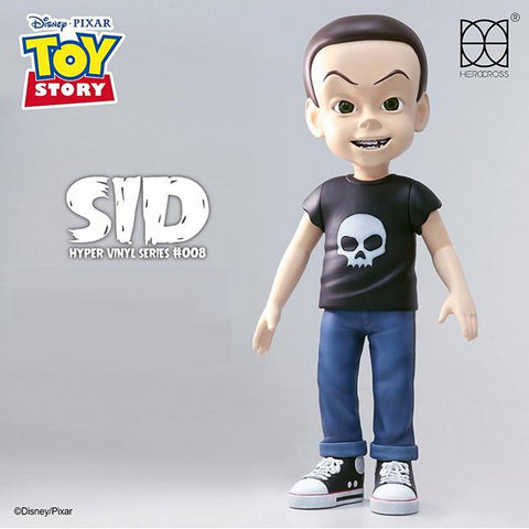 【現貨】Herocross Disney Toy Story SID