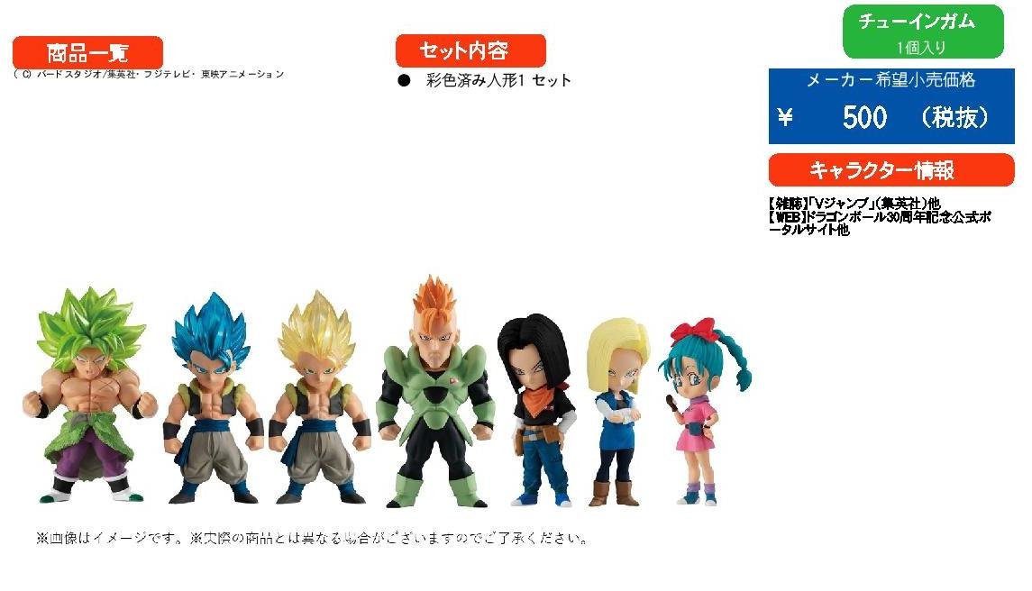 【已截訂】Bandai DragonBall Advenge 12 [原盒10入]