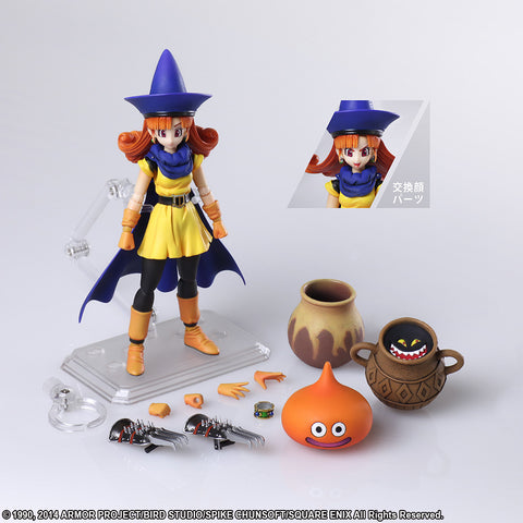 【已截訂】Square Enix Dragon Quest IV Chapters of the Chosen Bring Arts Alena Action Figure
