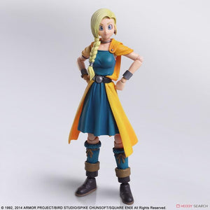 Dragon Quest V Hand of the Heavenly Bride Bianca Whitaker | Bring Arts Action Figure | Square Enix【現貨】
