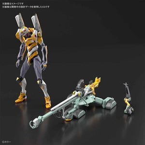 【已截訂】Bandai RG EVA-00 Unit 0 (DX Charged Particle Cannon) Plastic Model Kit