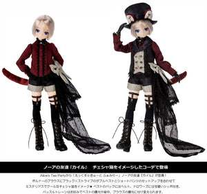【已截訂】Azone EX Cute Family Alice's Tea Party -Okashi na Ochakai- Cheshire Cat  Kyle 1/6 Action Doll