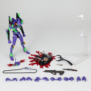 【預訂日期至01-Dec-19】Kaiyodo Evangelion EVA-01 Action Figure [再販]