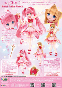 【己截訂】Azone Ex☆Cute Family - PureNeemo - Koron - Magical☆Cute, Happy Shiny Koron, Normal Sales ver. 1/6 Action Doll