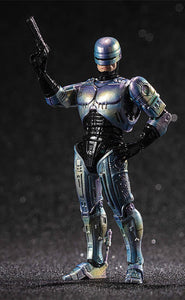 【已截訂】Hiya Exquisite Mini Series - Robocop 2 Robocop 1/18 Action Figure