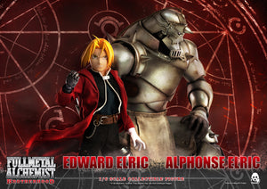 【已截訂】Threezero 3A FullMetal Alchemist Edward and Alphonse set 1/6 Action Figure