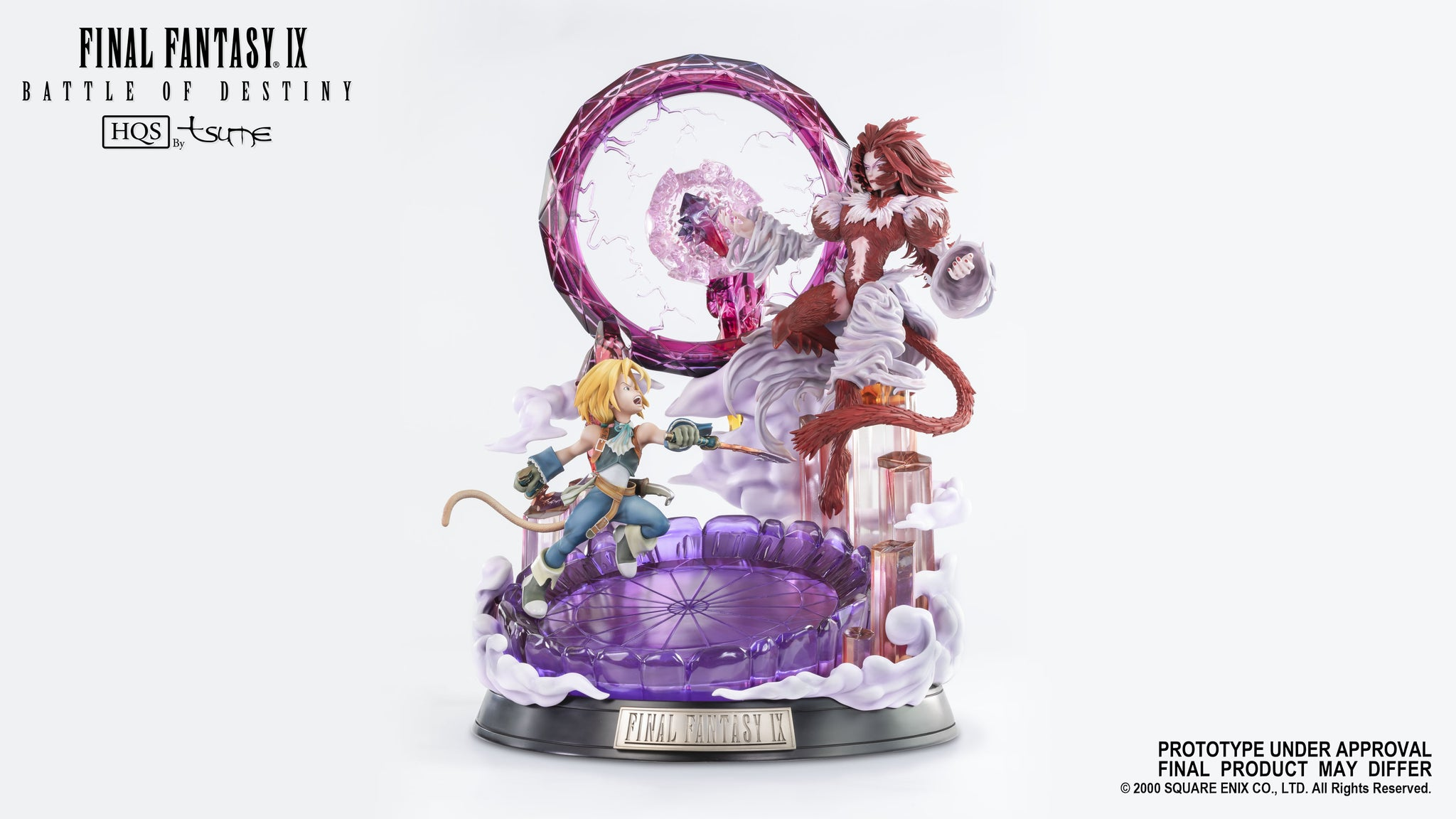 【已截訂】Tsume FINAL FANTASY IX - BATTLE OF DESTINY 1/8 Statue