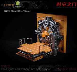 【預訂日期至29-Nov-20】FIVETOYS F2008B The gate of time and Space 1/12