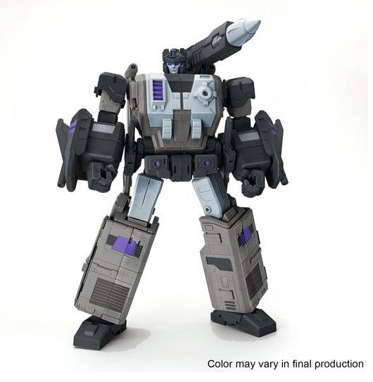 【已截訂】Fans Hobby MB-11A Black God Armour Action Figure
