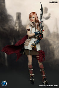 【已截訂】Super Duck Fantasy Warrior 1/6 Clothing [不包素體]