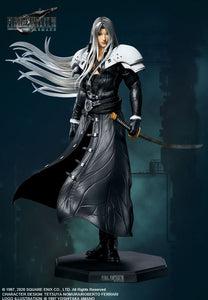 【預訂日期至12-Apr-20】Square Enix Final Fantasy VII REMEKE Statuette Sephiroth PVC Figure