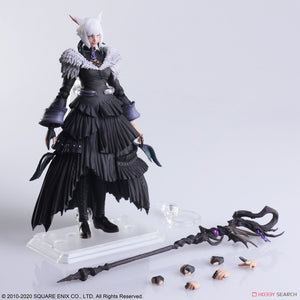 【已截訂】Square Enix Final Fantasy XIV Bring Arts Y`shtola Action Figure