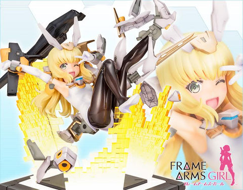 【已截訂】Kotobukiya Frame Arms Girl Baselard -Session Go!!- PVC Figure [不連特典]