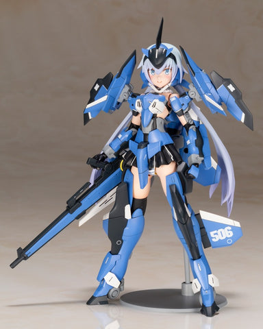 【已截訂】Kotobukiya Frame Arms Girl Stylet XF-3 Plastic Model Kit [不連特典]