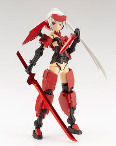 【已截訂】Kotobukiya Frame Arms Girl & Weapon Set (Jinrai Ver.) Plastic Model