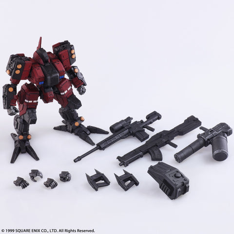【預訂-數量有限,額滿即止】Square Enix Front Mission 3 Wander Arts Grille Sechs Wulong Ver. Action Figure