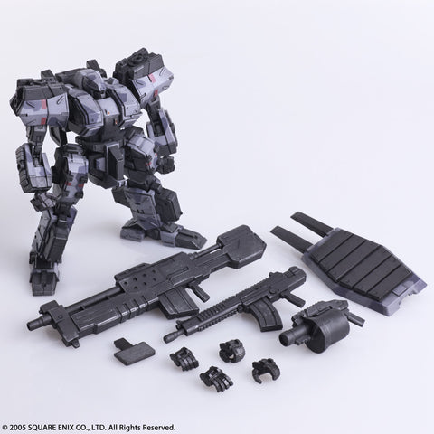 【預訂-數量有限,額滿即止】Square Enix Front Mission 5 -Scars of the War- Wander Arts Kyojun Urban Camouflage Ver. Action Figure
