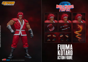 【已截訂】Storm Collectibles Fuuma Kotaro Action Figure