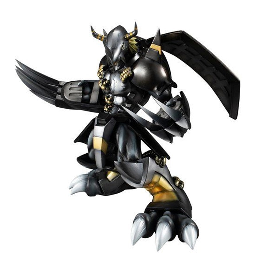 【已截訂】Mega House G.E.M. DIGIMON ADVENTURE BLACK WARGREYMON PVC Figure [再販]