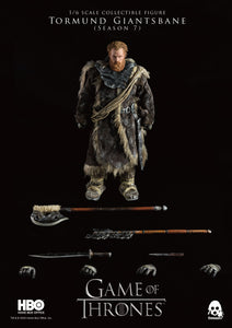【預訂日期至26-Oct-20】Threezero Game of Thrones – 1/6 Tormund Giantsbane Action Figure