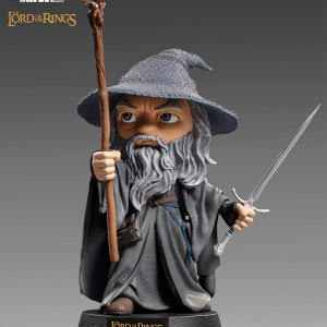 【已截訂】Iron Studios Gandalf - Lord of the Rings - Minico Statue