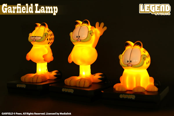【售完】Legend Studio Garfield Lamp C Raise hand up
