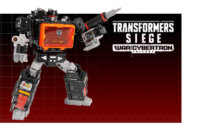 【預訂日期至30-Oct-20】Takara Tomy Generations WFC Siege EX - Voyager - Soundblaster (TakaraTomy Mall Exclusive) Action Figure