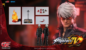 【預訂日期至18-Jan-21】Genesis Emen KOF-K01 The King of Fighters  K Action Figure