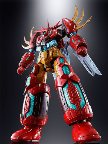 【已截訂】Bandai Getter Robo Soul of Chogokin GX-87 Getter Emperor Action Figure