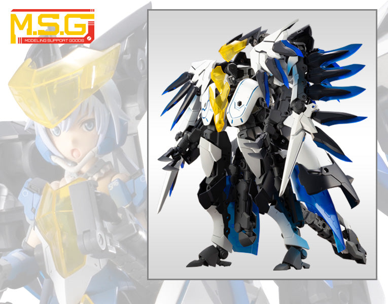 【已截訂】Kotobukiya Gigantic Arms 07 Lucifer`s Win Plastic Model Kit